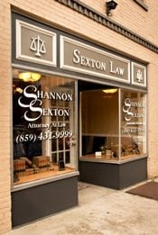 Shannon Sexton, Criminal Defense Attorney